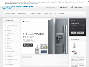 What significance does a water filter for your refrigerator